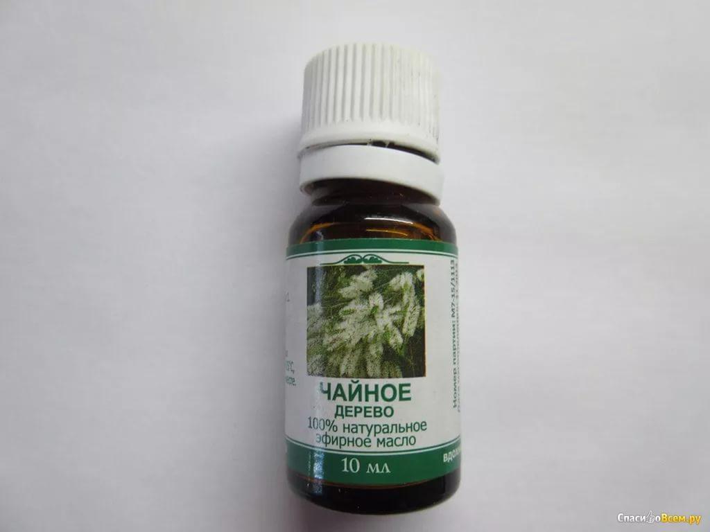 Эффективность масла чайного дерева для кожи лица.