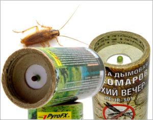 Дымовая шашка от тараканов