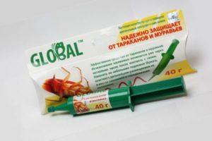 Как использовать Глобал от тараканов