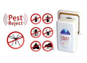 Как использовать отпугиватель тараканов, грызунов и насекомых Pest Reject