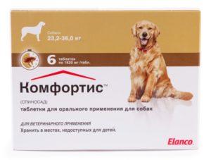 Какие таблетки от блох для собак выбрать