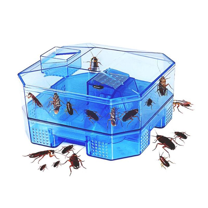 Ловушки против тараканов